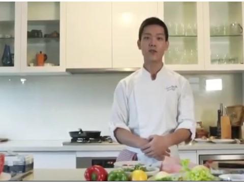 学院2011级国际烹饪班学生~穆朝 (8播放)