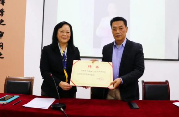 陕西省烹饪餐饮行业协会会长杜西锋莅临hg888官方网址参观指导